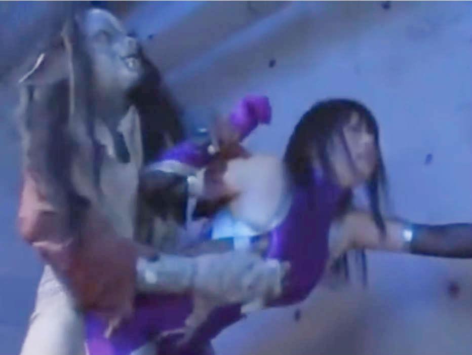 「あ~、いやあ、イクウ~!」とアヘ顔をさらしてメスイキする美少女戦士☆お口マンコも凌辱されて…