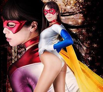 【ヒロインエロ動画】美少女戦士が力の秘密を狙われ凌辱される展開に興奮!