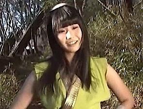 【ヒロインエロ動画】えろがっぱの女の子がオトコの肉棒のとりこにされる!