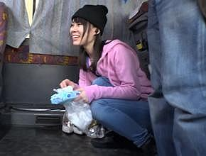 【北川ゆず】SODの新社員に扮したS級女優がADとしてAV現場を体験する