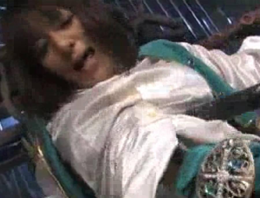 【持田茜】ヌルヌル触手に強制妊娠させられるヒロイン!お尻に卵を産みつけられる屈辱