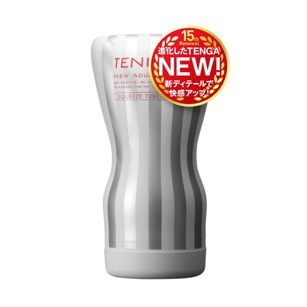 TENGA SQUEEZE TUBE CUP SOFT
