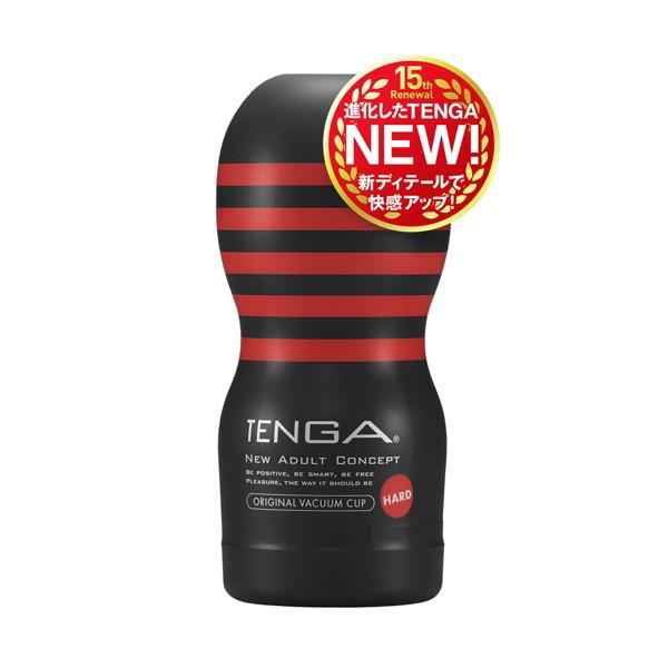 TENGA ORIGINAL VACUUM CUP HARD