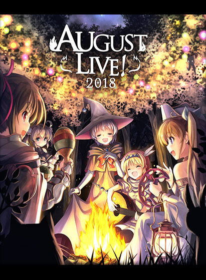 AUGUST LIVE! 2018